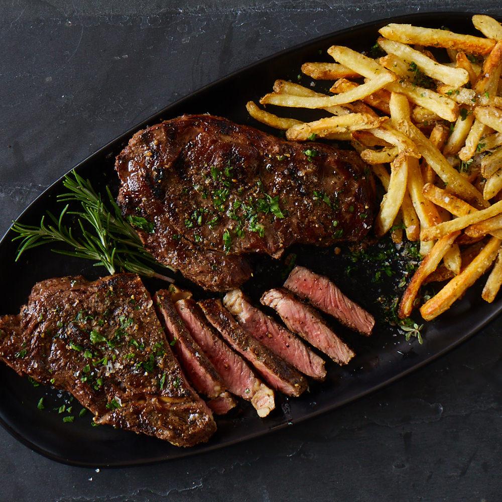 Ribeye Steak 100 Grassfed The Honest Bison