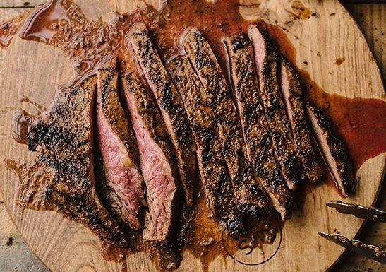 bison flank steak