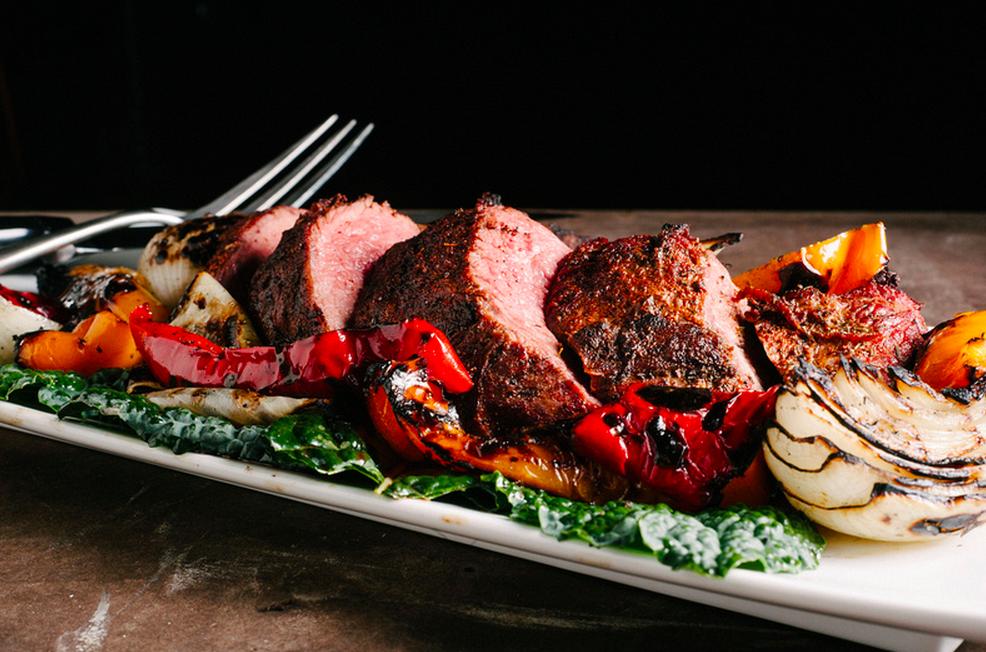 bison tri-tip roast